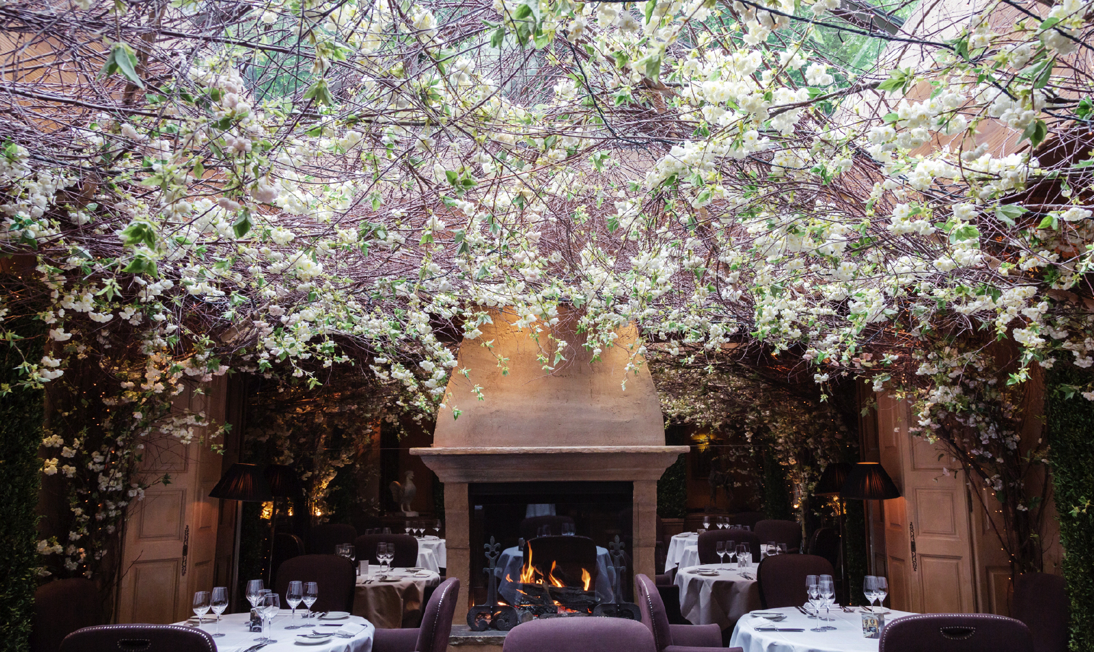 Contemporary French Cuisine In London S Most Romantic